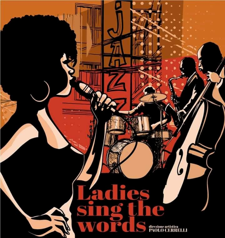 Ladies Sing the Words