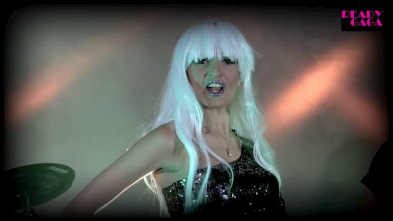 Lady Gaga tribute Ready Gaga