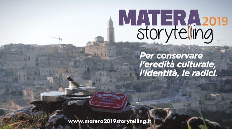 Matera2019storytelling - spot Amarelli