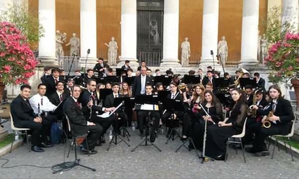 Orchestra di Fiati del Conservatorio Fausto Torrefranca Vibo Valentia