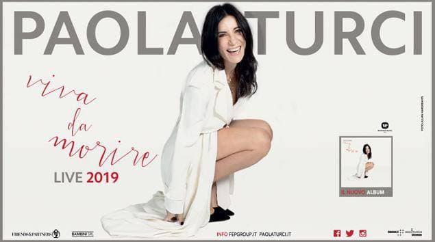 Paola Turci 2019
