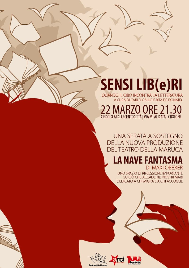 Teatro della Maruca LA NAVE FANTASMA 22 marzo 2019