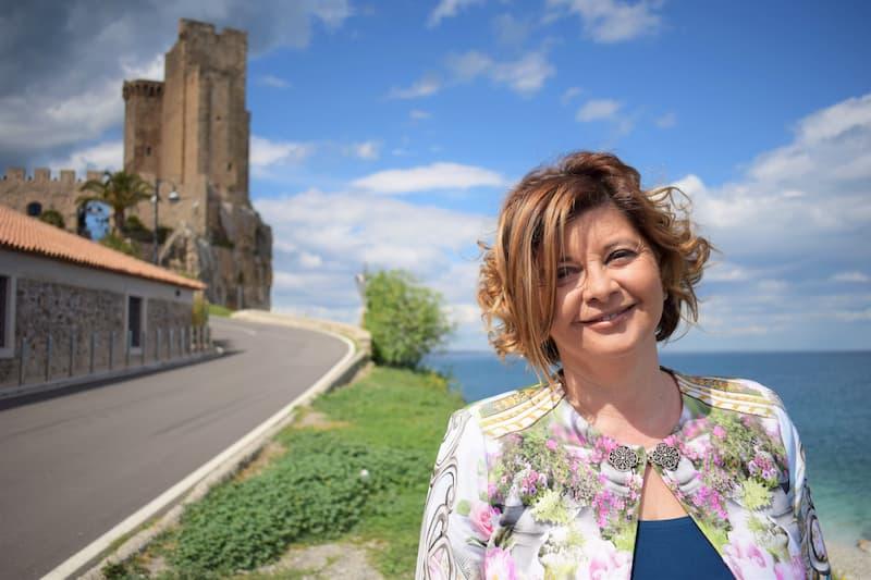 Avv. Rosanna Mazzia - Presidente Borghi Autentici