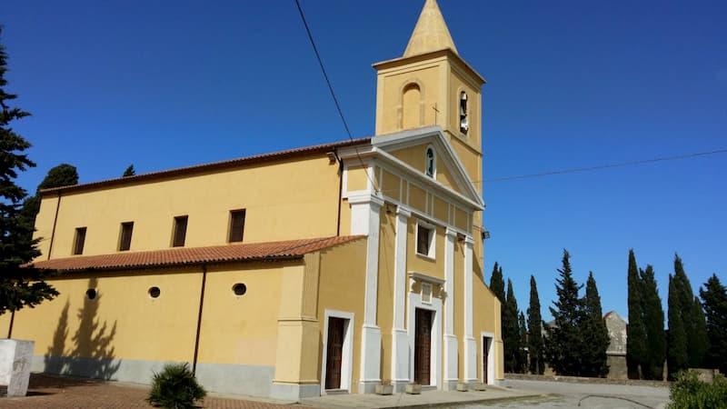 Chiesa di Costantinopoli a Spezzano Albanese