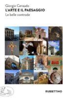 Copertina volume L'arte e il paesaggio di Giorgio Ceraudo
