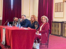 Corti Cosenza con Brunori conferenza stampa