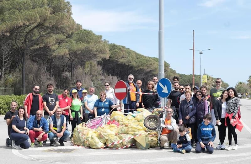 Domenica ecologica 2019 a Squillace