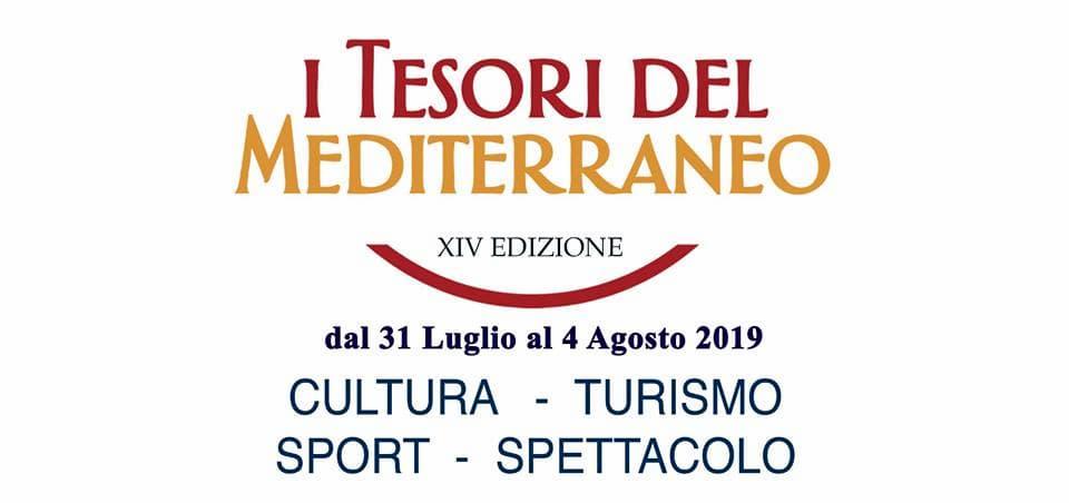 I Tesori del Mediterraneo dal 31 luglio al 4 agosto 2019 a Reggio Calabria