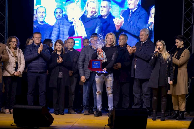 Primo classificato Muzikerè il primo Christian Music Festival 2019