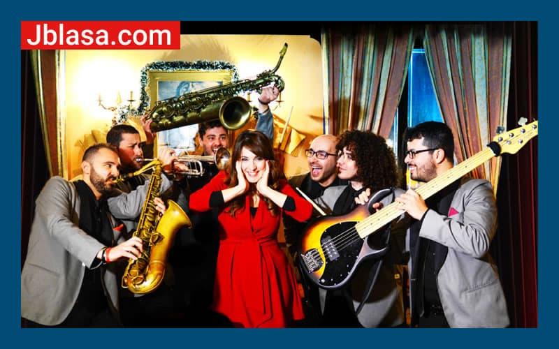 SaxOBar Swing&Soul Orchestra arriva al Sanremo Rock 2020