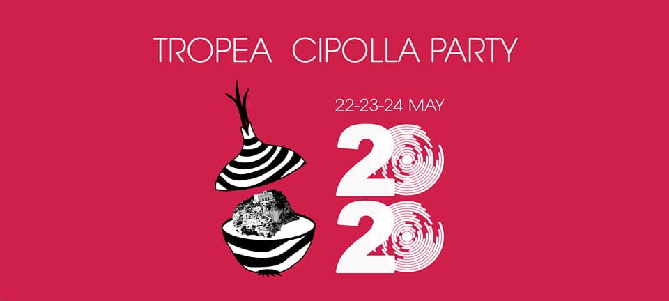 Tropea cipolla party Maggio 2020 locandina