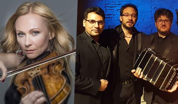 Anna Serova & Tango Sonos Trio