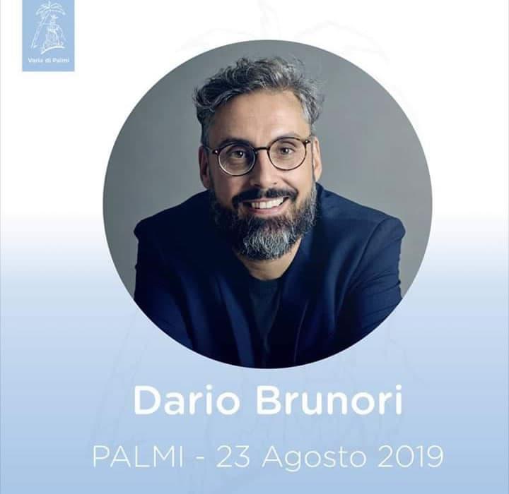 Dario Brunori in concerto per la Varia di Palmi 23 Agosto 2019