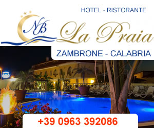 Hotel La Praia a Zambrone Marina