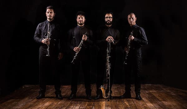 Nigun Clarinet Quartet