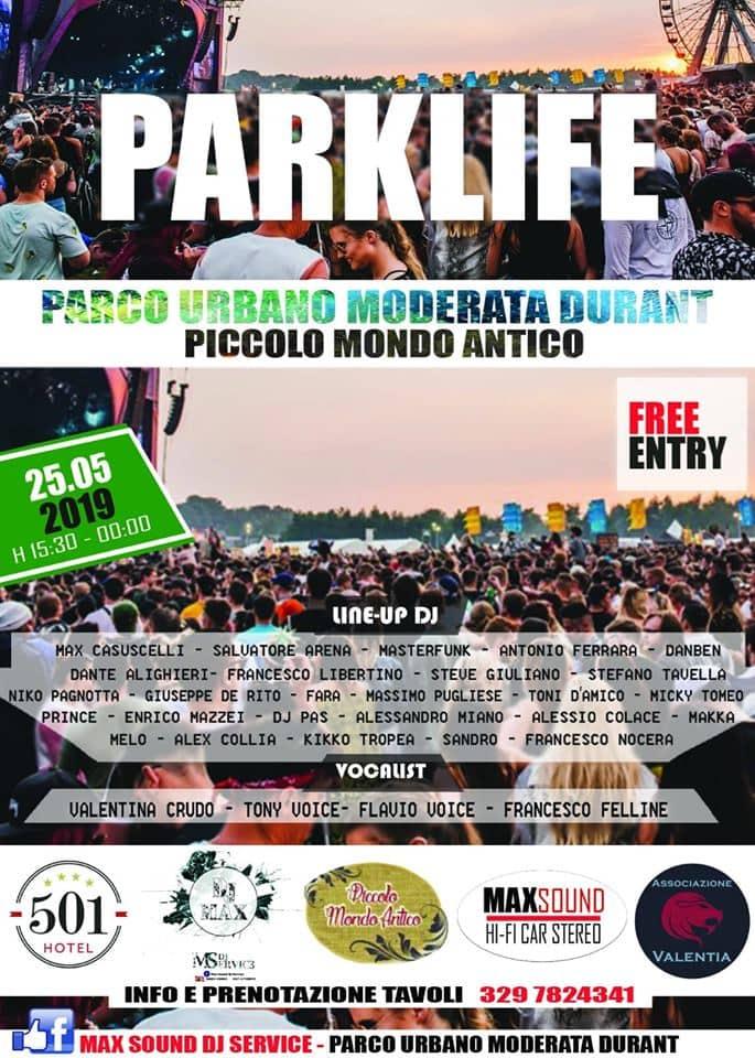Parklife - Parco Urbano Vibo