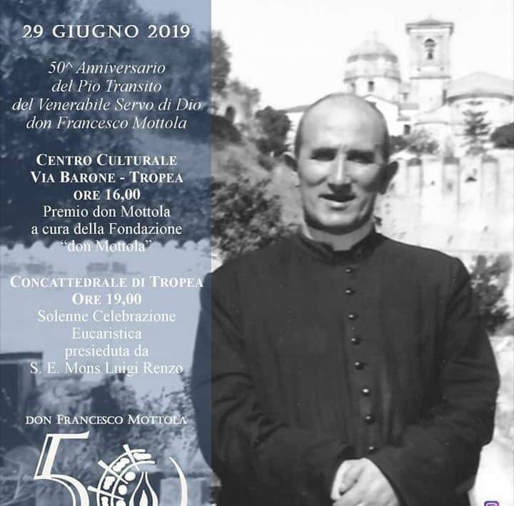 50° anniversario di don Francesco Mottola 29 giugno 2019