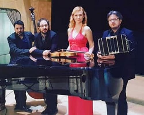 Anna Serova e Tango Sonos Trio