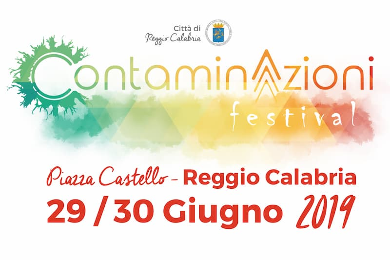 ContaminAzioni Festival 29 e 30 giugno 2019 Reggio Calabria