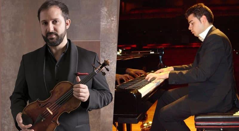 Duo Davide Alogna & Giuseppe Greco