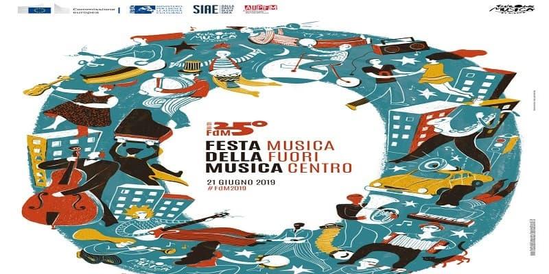 Festa della Musica a Serra San Bruno 21 giugno 2019