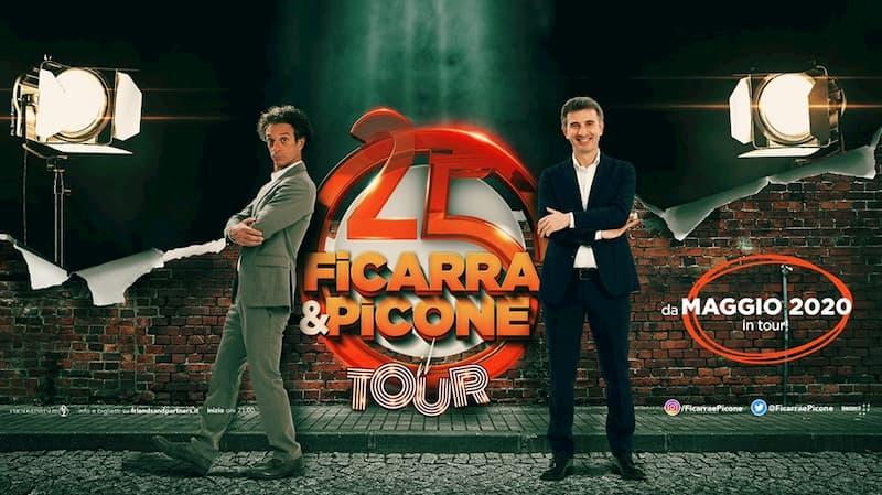 Ficarra & Picone 28 Luglio 2020 Summer Arena Soverato