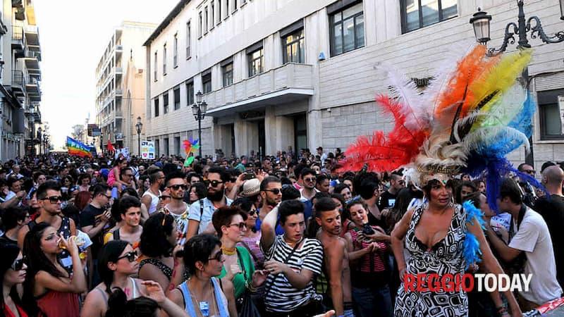 Gay Pride di Reggio Calabria 2019