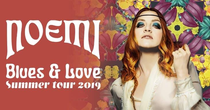 Noemi Tour 2019