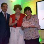 Premio Daisaku Ikeda ritirato da Anna Conti