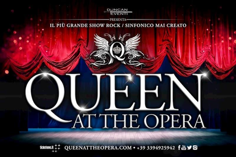 Queen at the Opera - Roccella Jonica 6 Agosto 2019