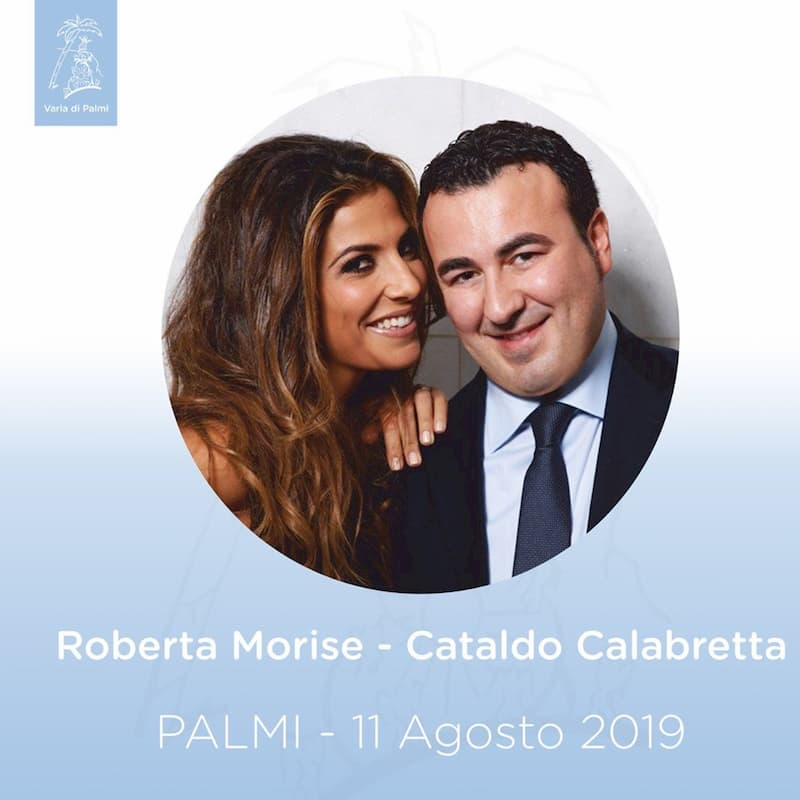 Roberta Morise e Cataldo Calabretta Varia di Palmi 11 agosto 2019