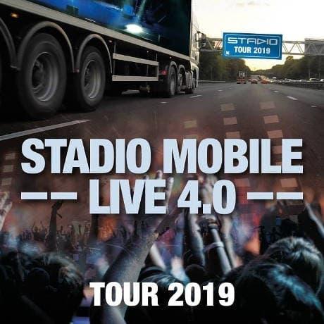 Stadio Mobile live 4.0 Tour 2019