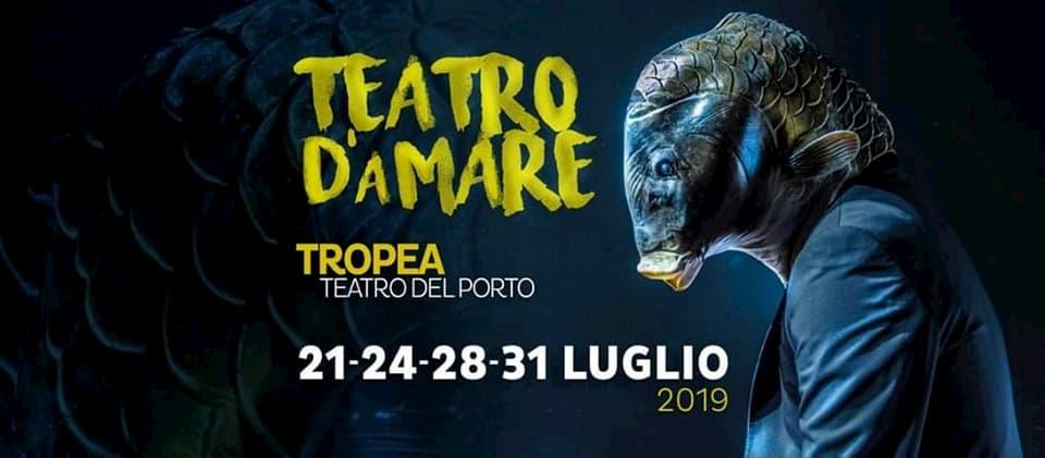 Teatro d'Amare al Porto di Tropea 2019