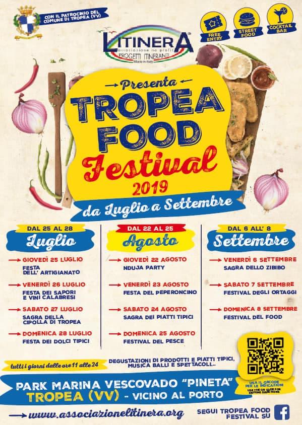 Tropea Food Festival 2019