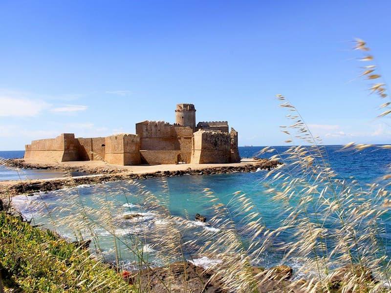 Le Castella a Isola Capo Rizzuto