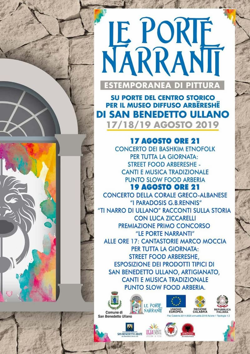 Porte Narranti San Benedetto Ullano