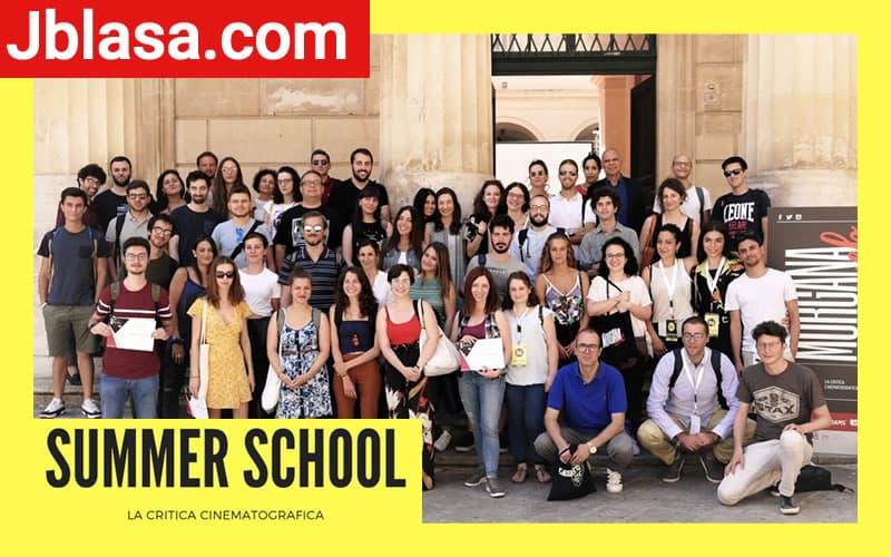 Summer School La critica cinematografica Fata Morgana Web 2020