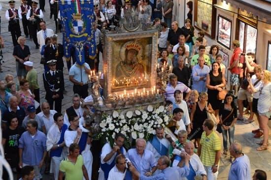 Festa della Madonna di Romania Tropea