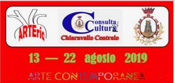 Mostra d'Arte Contemporanea 2019 Chiaravalle Centrale cover