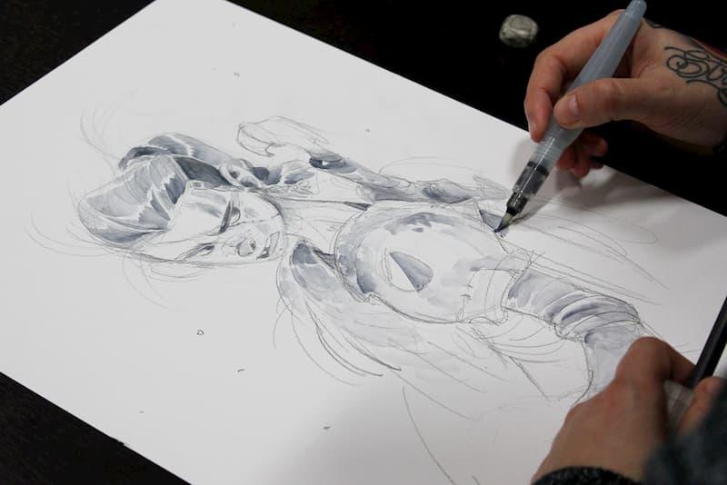 Ripartono i corsi di Nero Su Bianco 2019 tra fumetto e illustrazione 1