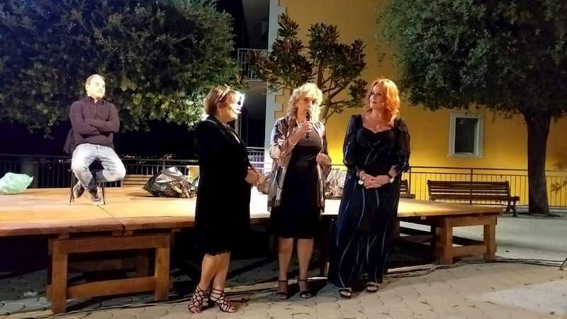 Scenari di luna Striano, Carbone, Corigliano e Segreti
