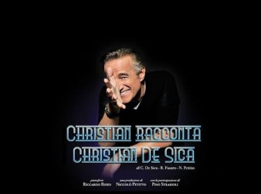 Christian racconta con Christian De Sica