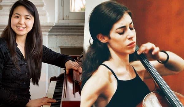 Duo Silvia Ancarani & Ai Watanabe