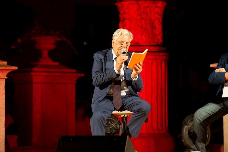 Giancarlo Giannini premiato a Cetraro 2019