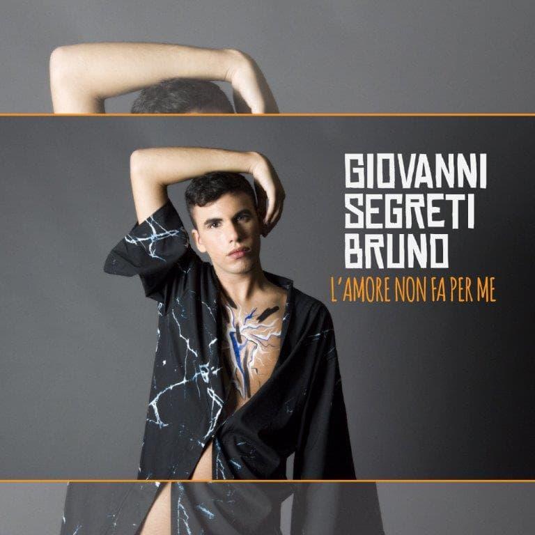 Giovanni Segreti-Bruno copertina singolo