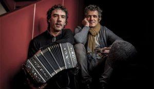 In maggiore Paolo Fresu, Tromba, flicorno, effetti Daniele Di Bonaventura, Bandoneon