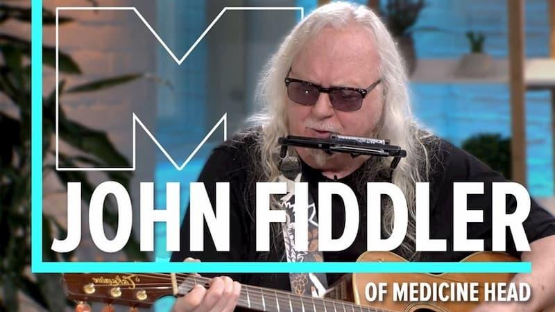 John Fiddler In Concert