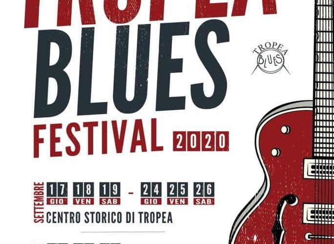 Tropea Blues Festival 2020 locandina