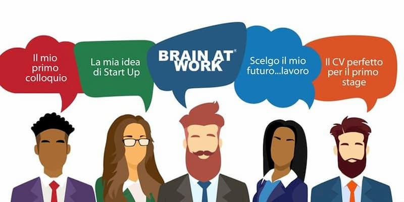 Career Day - Coffee Job Brain at Work Cosenza Edition - 21 novembre 2019