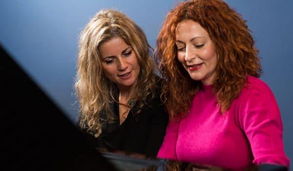 Duo Stefania Tallini & Cettina Donato